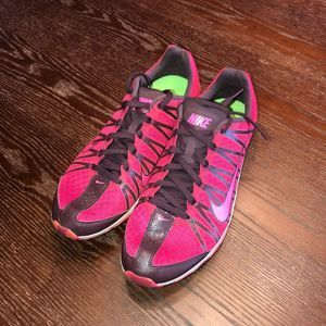 Nike Zoom Women Rivals XC Cleats Sz 10.5